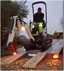 Minibagger leihen in Dortmund kann die Gartenarbeit erleichtern